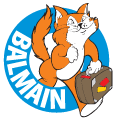 BHV Cat Boarding Logo